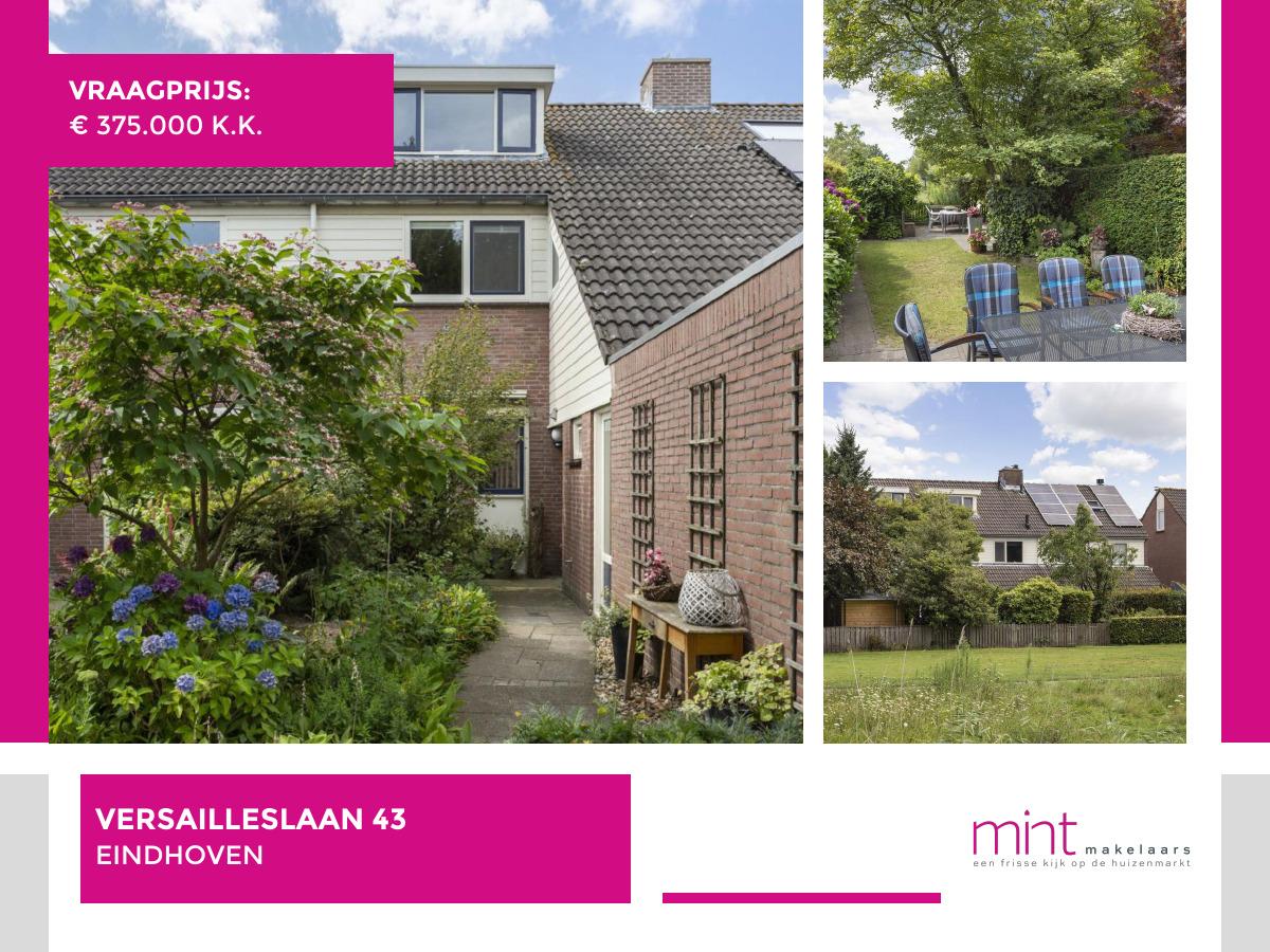 Versailleslaan 43 Eindhoven